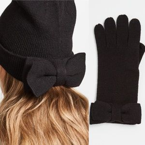 ✨Kate Spade hat and gloves